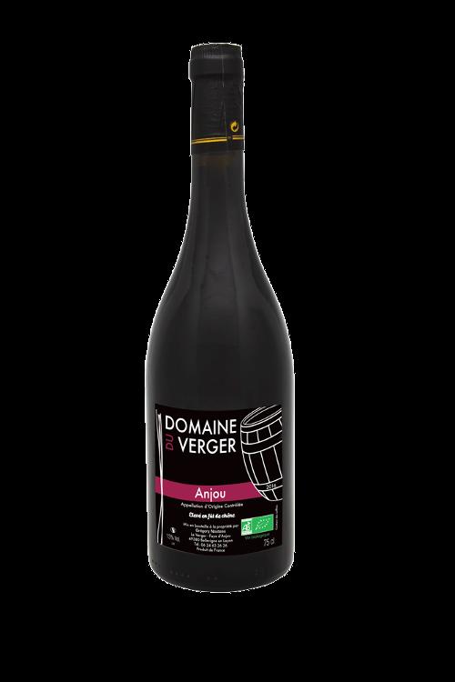 "Anjou Rouge 2016 ""Fût de chêne"""