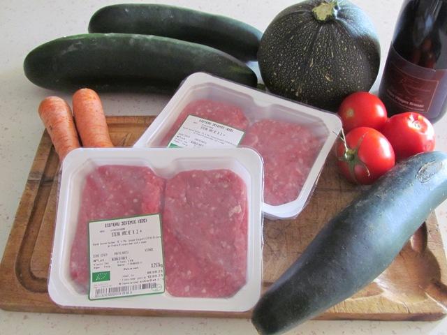 Steaks hachés PRE CO. POUR 21/10