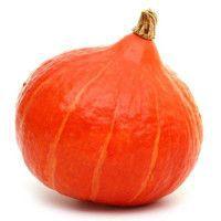 Courge red kury (potimarron)