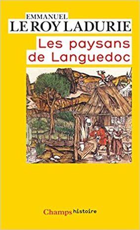 LECTURE   Les Paysans du Languedoc, Le Roy-Ladurie (1966)