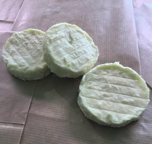 Barquette de 2 Petits fromage de chèvre (Alexandre)