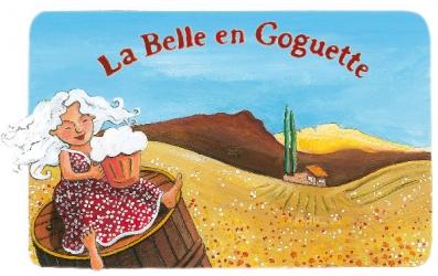 Belle en goguette Blonde 75 cl (Manu et Gwenael)