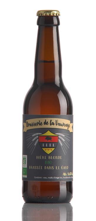Bière blonde 33cl(Régis)