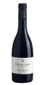 Côte du Rhône rouge ++ 2017 (Thibault)