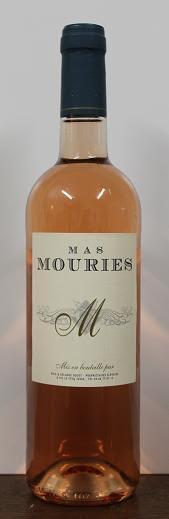 Mas Mouriès rosé 2018 - VDF (Eric et Solange)