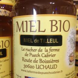 Miel de Chêne 0,5kg (Sébastien)
