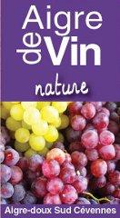 Vinaigre nature