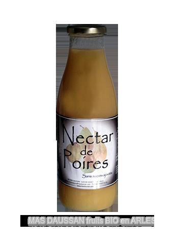 Nectar de Poire en conversion (Stéphan)