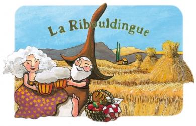 Ribouldingue Blanche 75 cl (Manu et Gwenael)