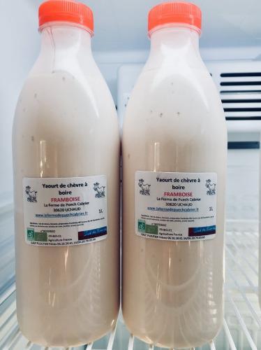 Yaourt à boire-framboise-1l (Alexandre)