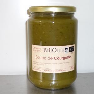 025# Soupe de Courgette
