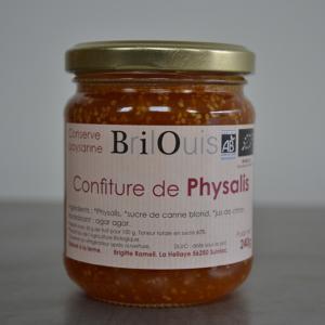 012# Confiture de Physalis