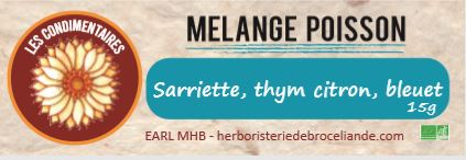 "Aromate ""Mélange poisson"""