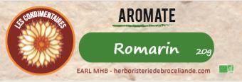 """Aromate """"Romarin"""""""