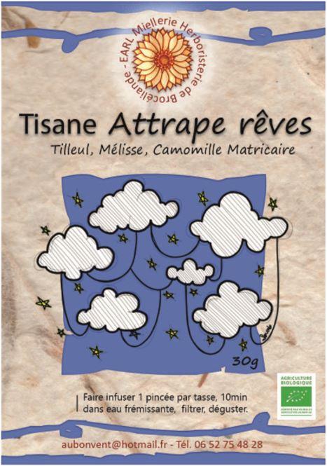 Tisane Attrape rêve