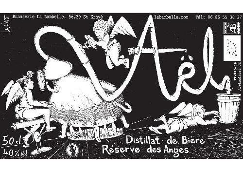 """Distillat de bière """"Aël"""""""