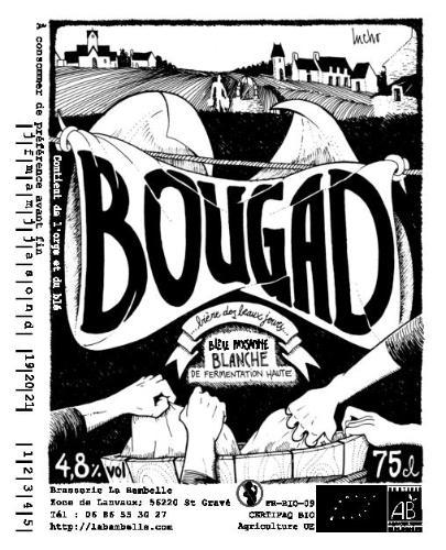 Bière BLANCHE Bougad
