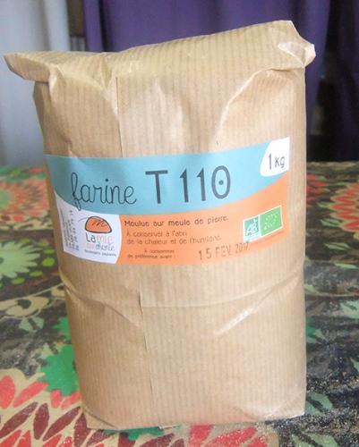 201#Farine T110