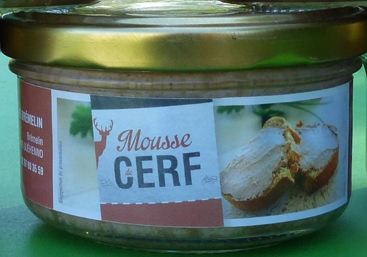 Mousse de Cerf