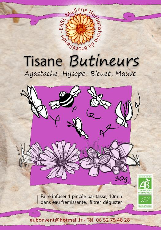 Tisane Butineurs
