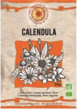 "Tisane Simple ""Calendula"""
