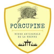 Porcupine - HEFEWEIZEN (bière Blanche Allemande 5,5%) 33Cl