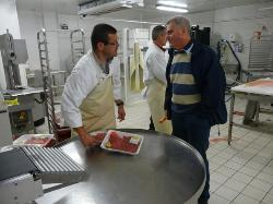 Colis de 4 kg de viande de veau