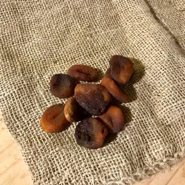 Abricots séchés 200g