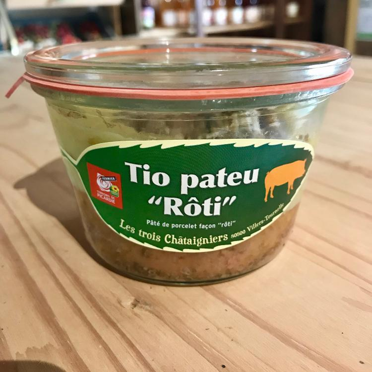 "Tio pateu ""Rôti"""
