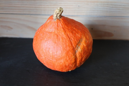 Potimarron orange