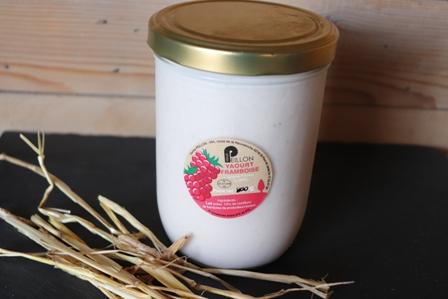 Yaourt Pot 800g - Framboise
