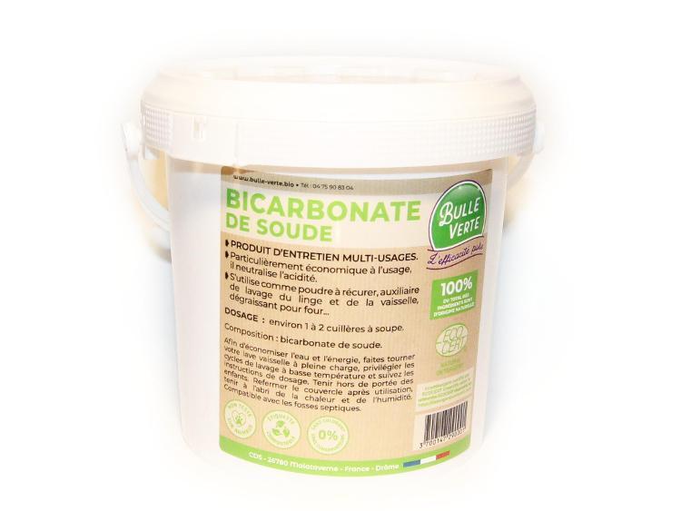 Bicarbonate technique