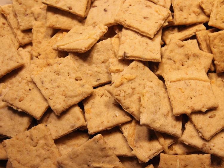 Biscuits sablés comté