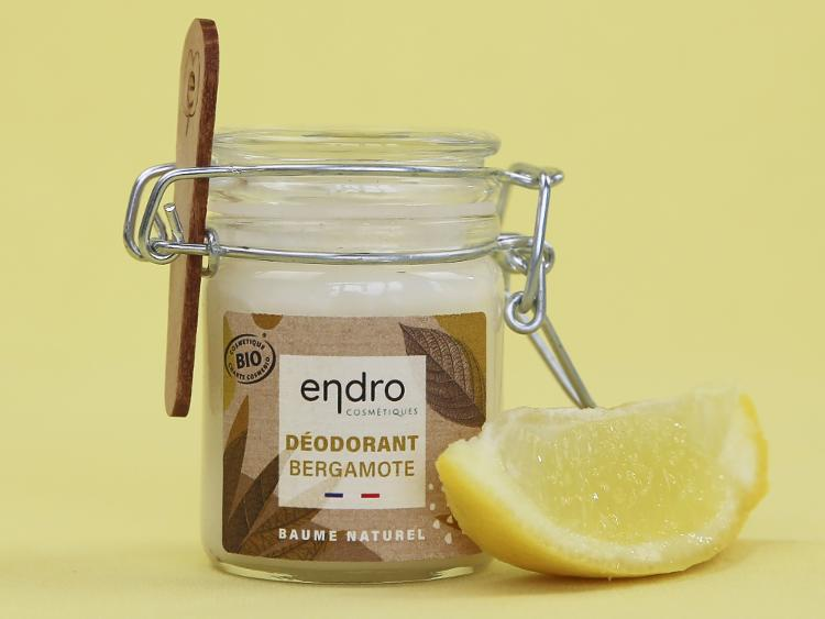 Déo Endro Bergamote Arbre à thé