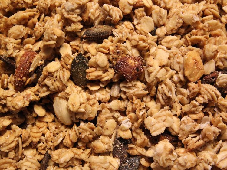 Muesli Granola Fruits secs et graines