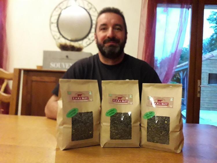 Lentilles Bio - 1kg