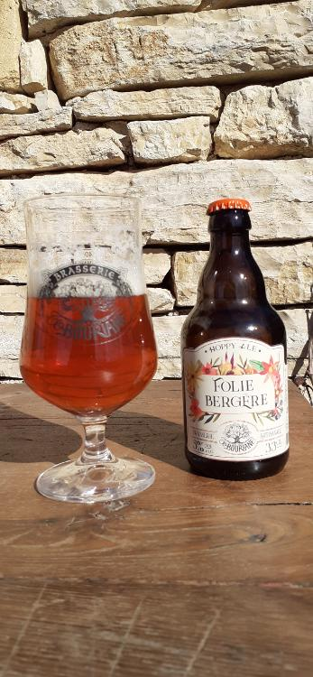 Bière Folie bergère - 33cl