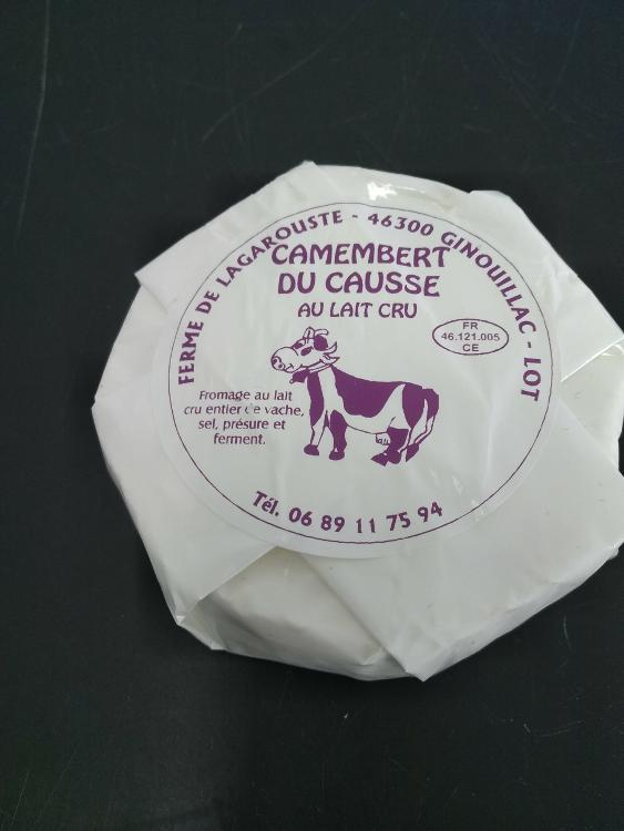 Camembert du Causse