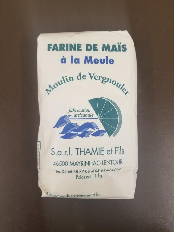 Farine de Mais