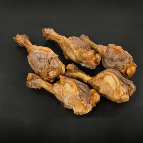 Manchons de canard confits sous vide par 4