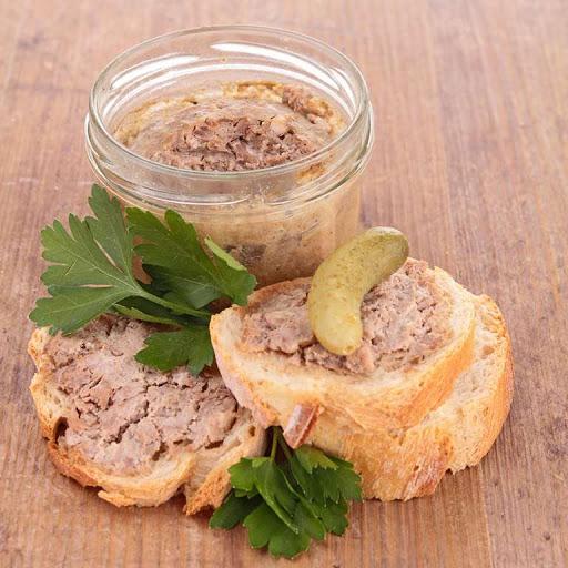 Pâté au foie de canard (200g)