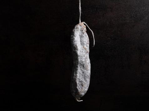 Saucisson sec pur Porc - Ferme des Fontenelles