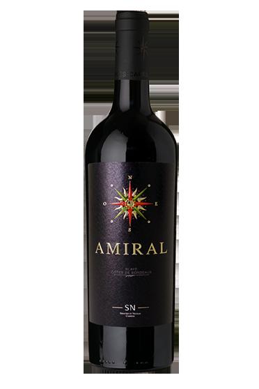 Amiral 2016 - AOC Blaye Côtes de Bordeaux