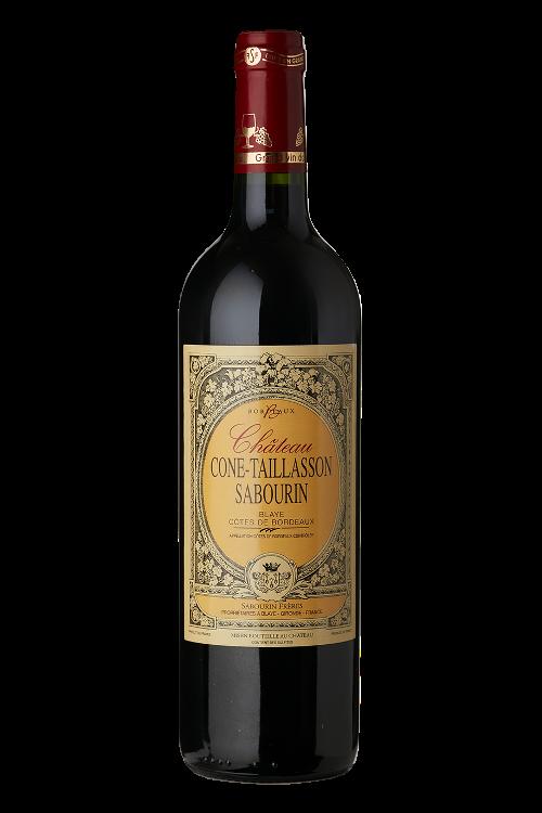 Château Cone Taillasson Sabourin 2018 - AOC Blaye Côtes de Bordeaux