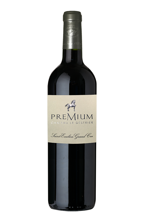 Château Le Destrier Premium 2014 - AOC St Emilion Grand Cru