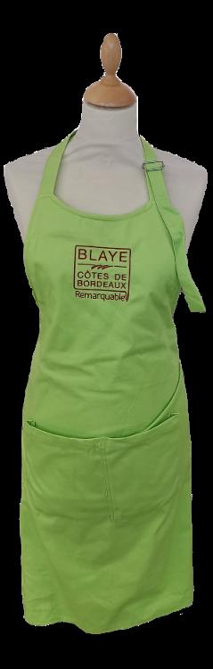 Tablier Sommelier Blaye Côtes de Bordeaux