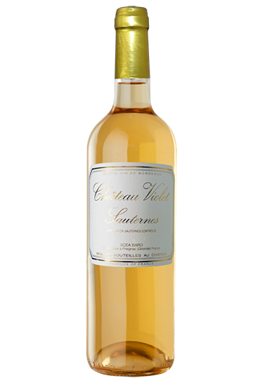 Château Violet 2015 - AOC Sauternes
