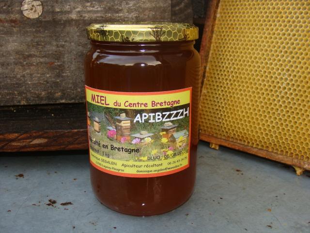 Miel de la forêt de Beffou (1kg)