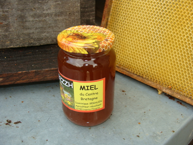 Miel de la forêt de Beffou (450 g)