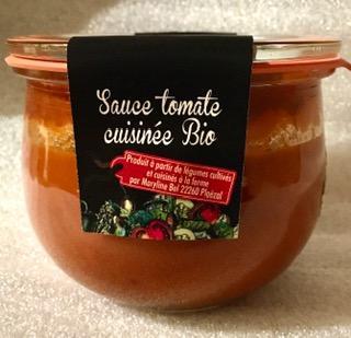 NOUVEAU : Sauce tomate cuisinée